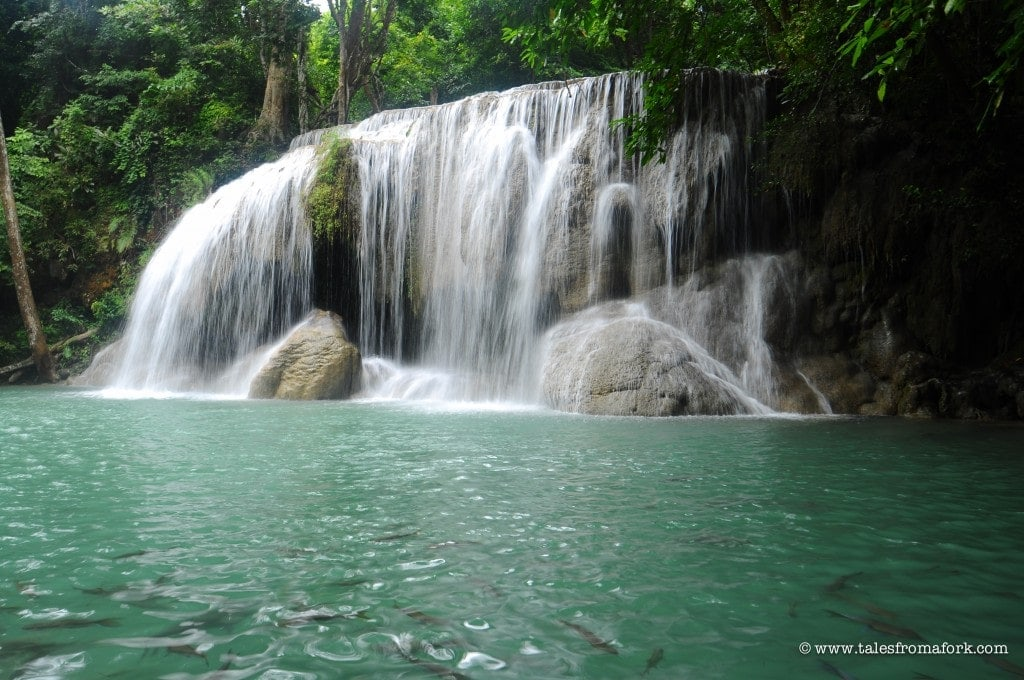 best thailand travel advice is to see waterfalls