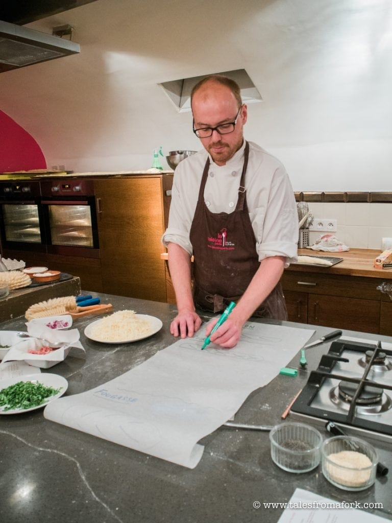 Taking a cooking class in Paris with La Cuisine Paris is a must-do. Click through to check out this baguette class I took and everything I got with it.