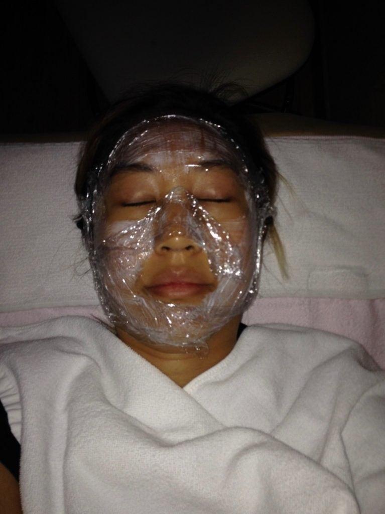tengteng skin clinic mini fraxel treatment