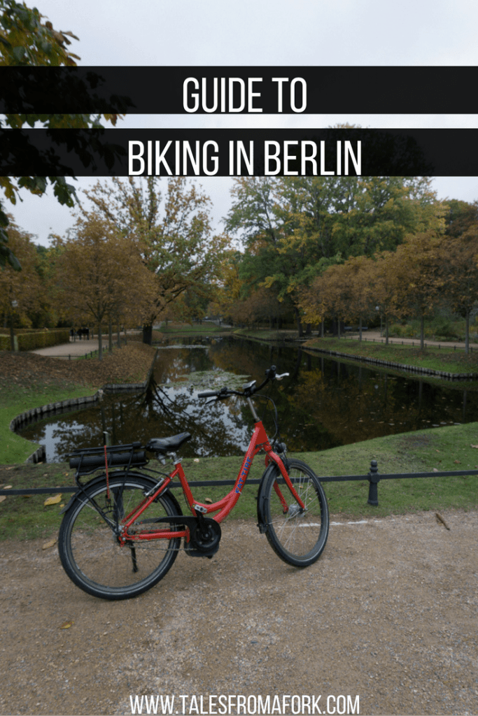 Biking in Berlin is easy, even for tourists who have never biked in Berlin before. Click through and find out where I rented my bike and e-bike from, where I went, and of course, general biking tips so you can bike in one of the best biking cities in the world!