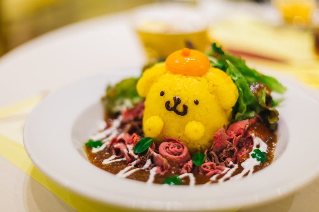 pompompurin japan cutest cafes in japan fromlusttilldawn.com travelpockets.com