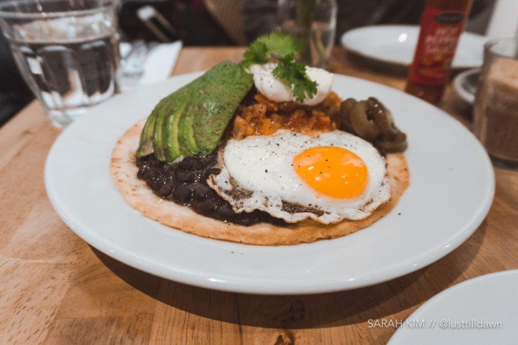 bakers and roasters de pijp amsterdam restaurant review