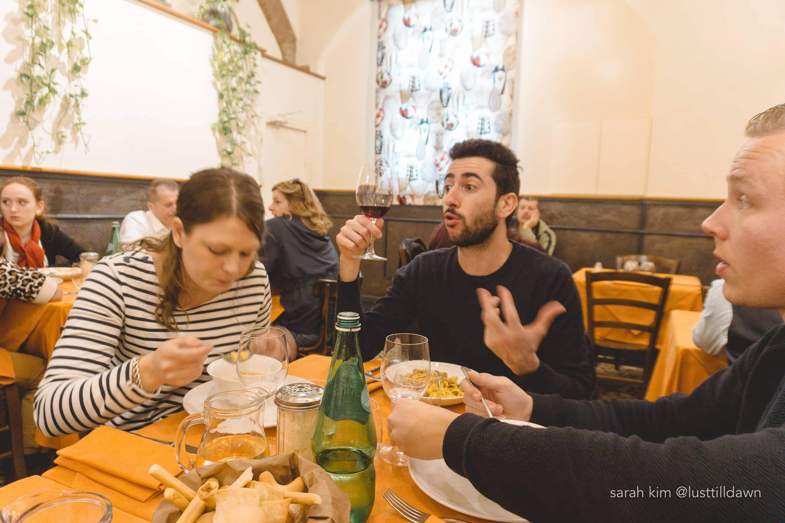 italian restaurant food tour in bologna delicious bologna