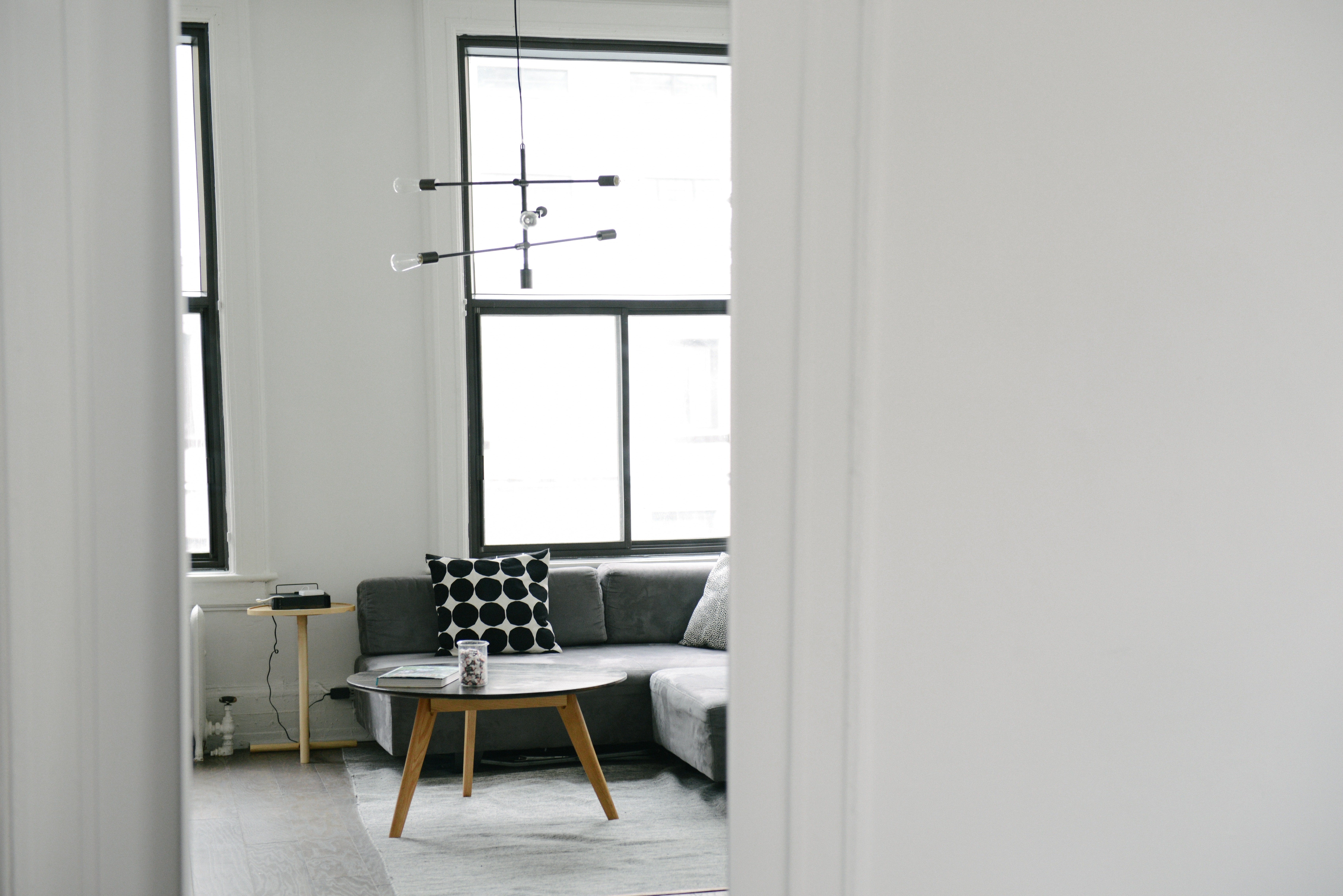scandinavian design interior house living room coffee table light www.fromlusttilldawn.com from lust till dawn