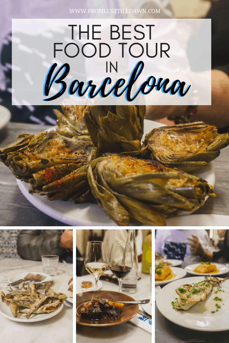 best food tour in barcelona
