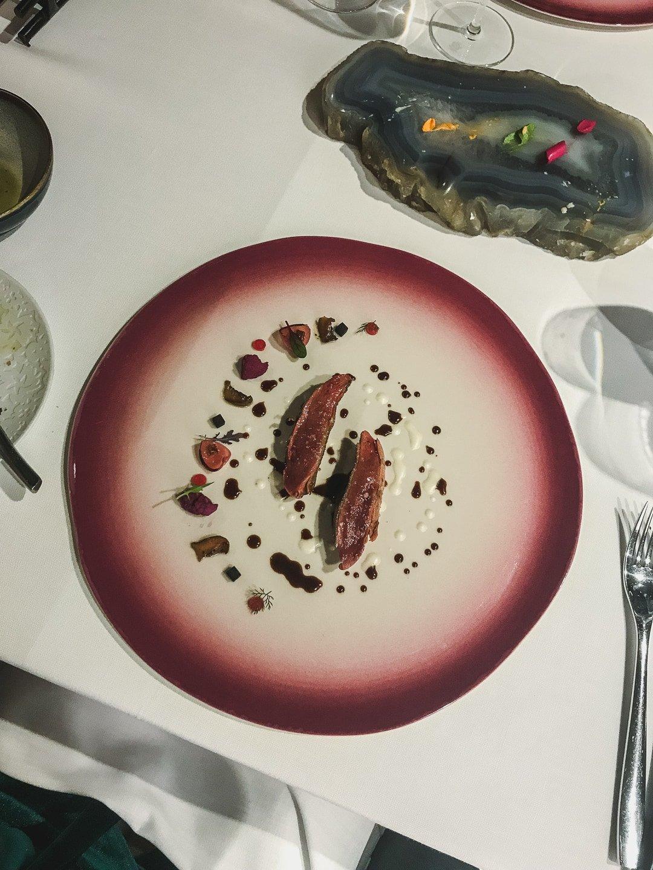 lasarte three star michelin restaurant in barcelona