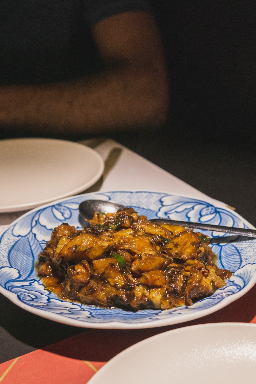 aubergine at out of china, best restaurants in barcelona