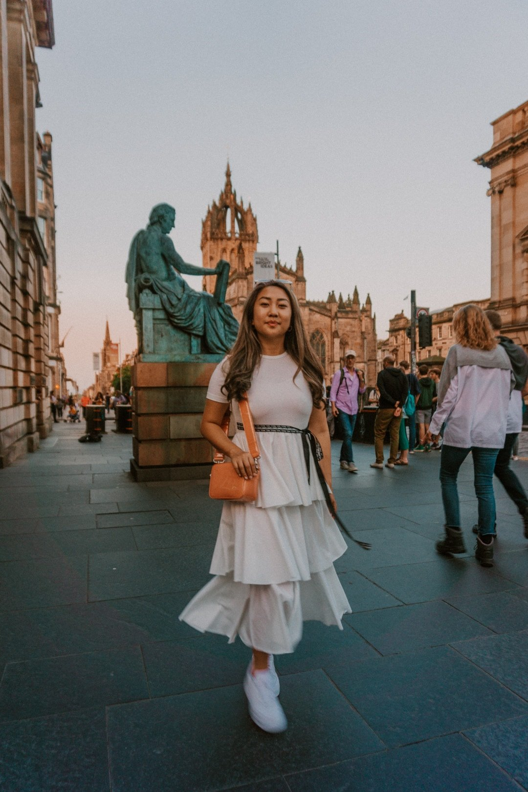 Old Town, one of the most Instagrammable places in Edinburgh