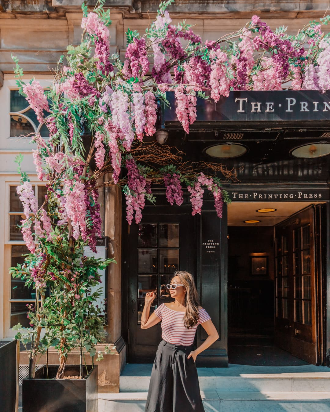 The Printing Press, one of the most Instagrammable places in Edinburgh