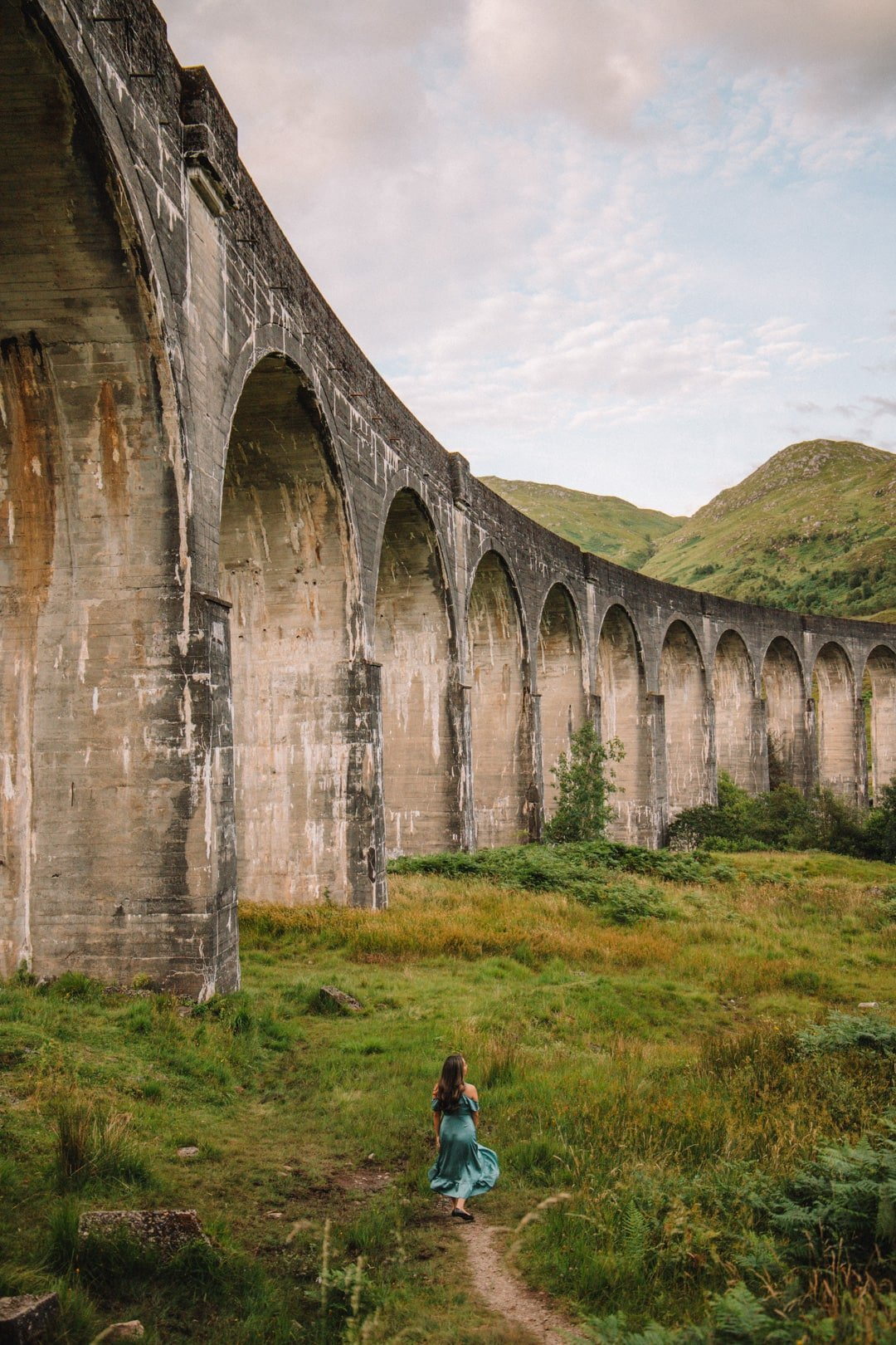 Add the Harry Potter Bridge to your list of places to visit in Scotland