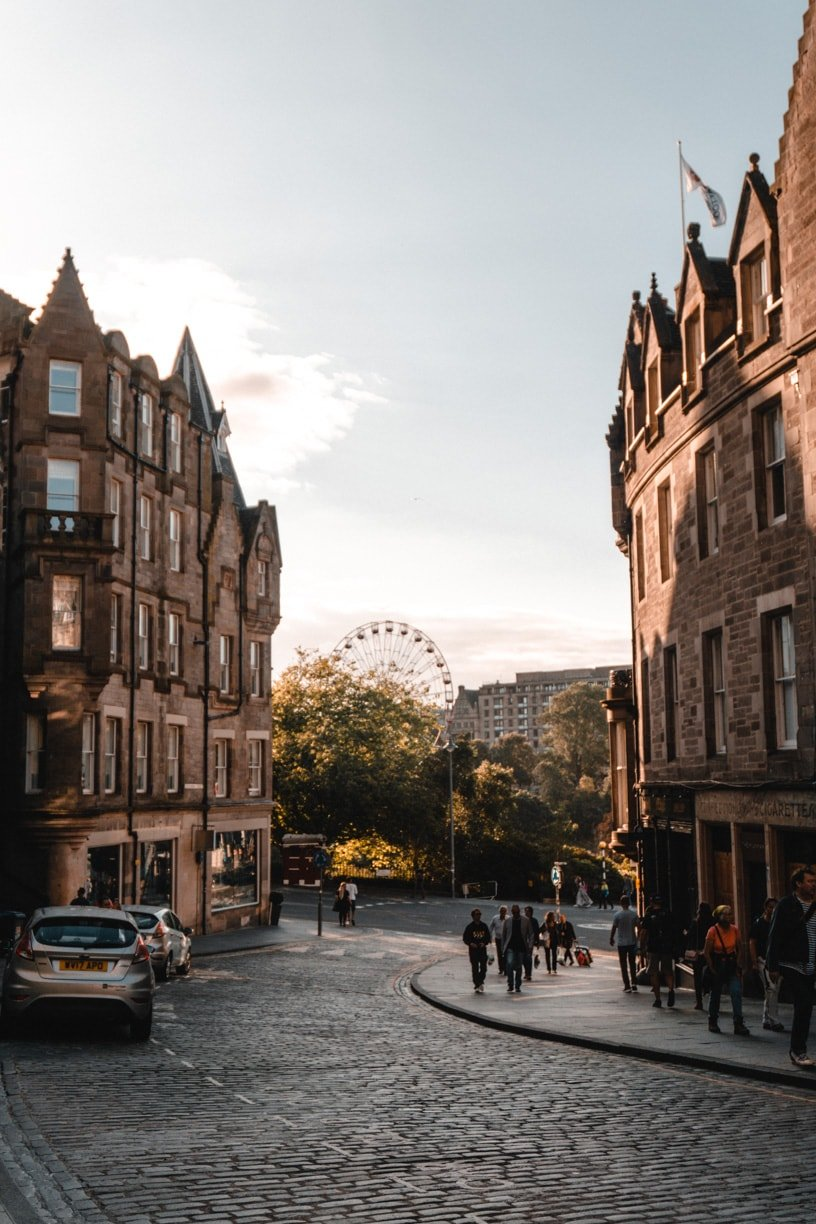 If you love city life with a touch of nature, Edinburgh is the best place to visit in my Scotland travel guide