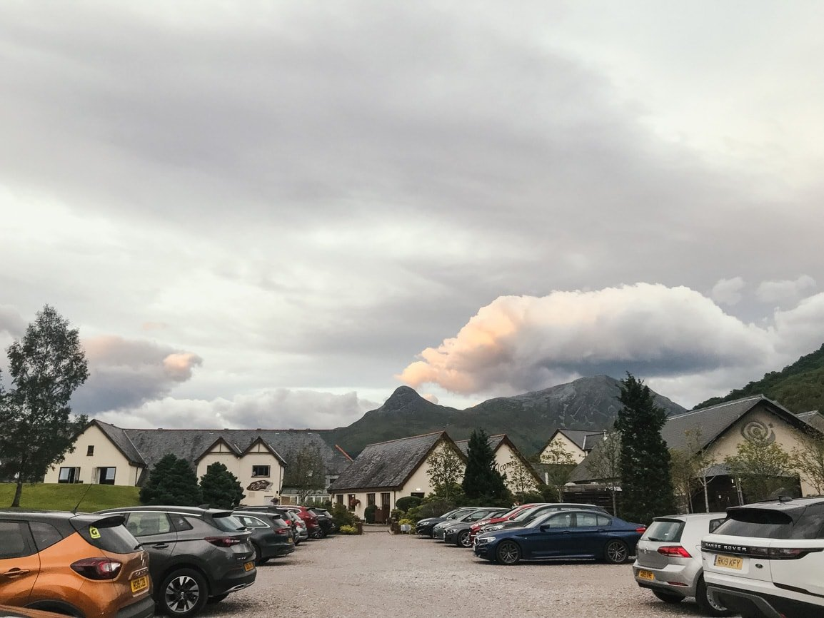 The Isles of Glencoe Hotel is the best place to stay in my Scotland travel guide