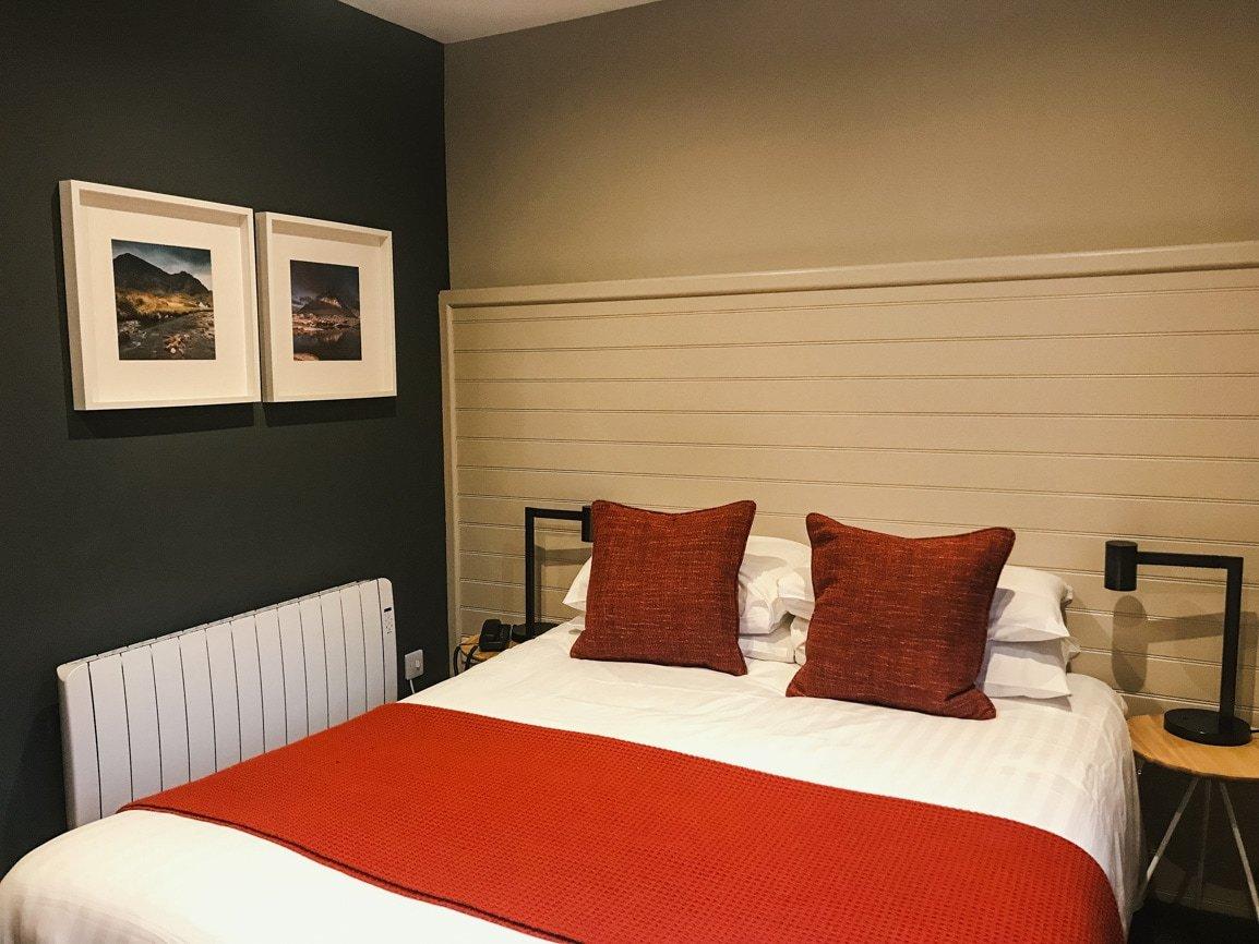 Comfortable Rooms at The Isles of Glencoe, Scotland