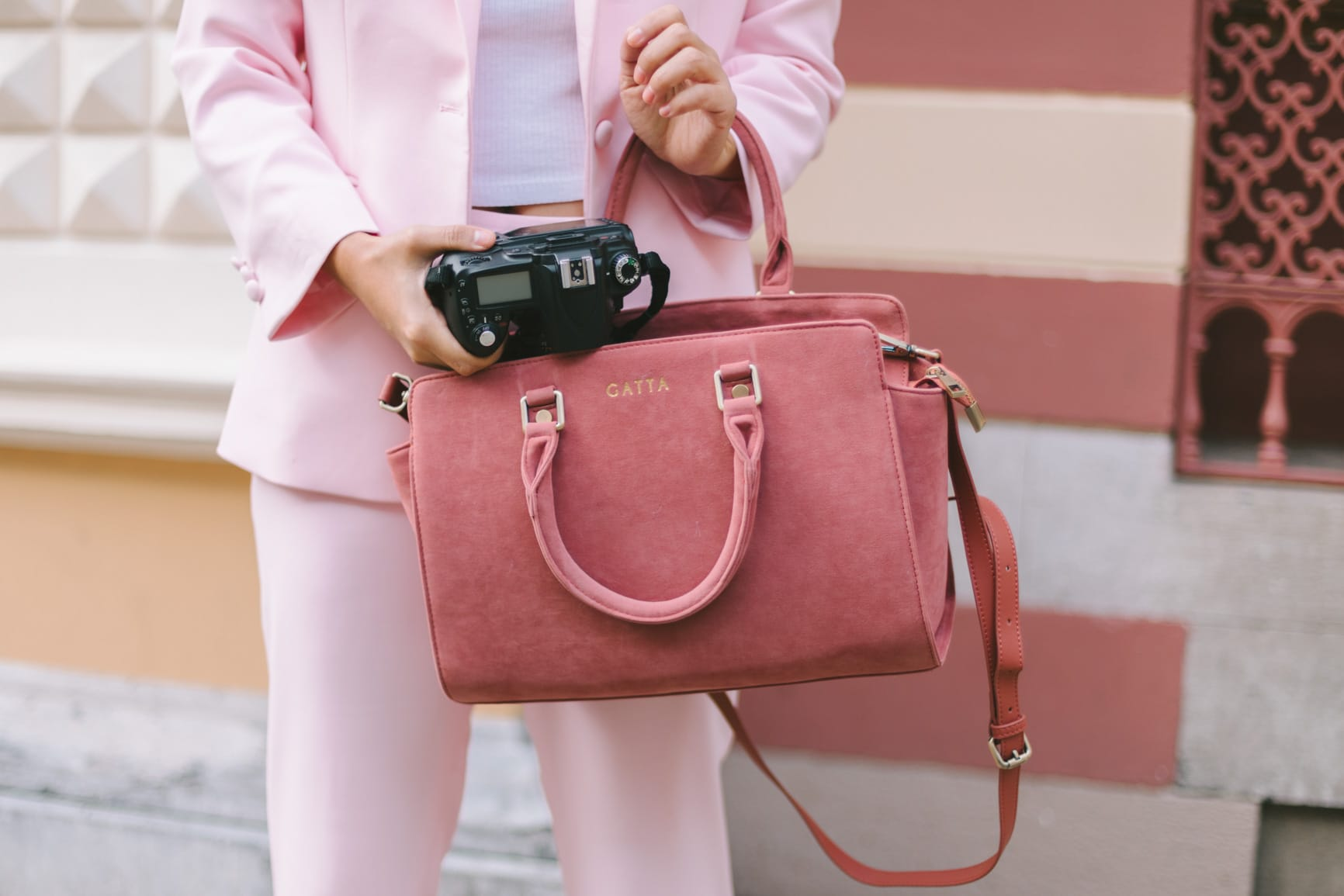 gatta stylish camera purse