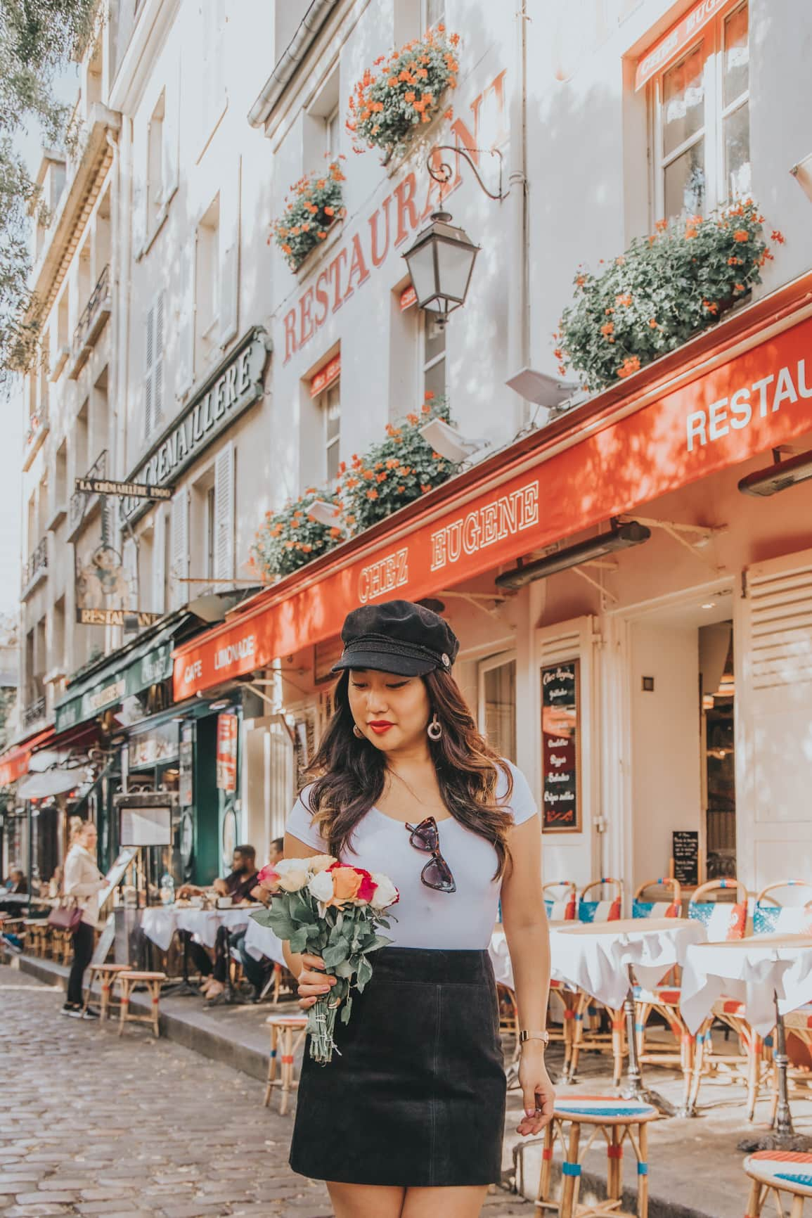 instagrammable places in montmartre paris