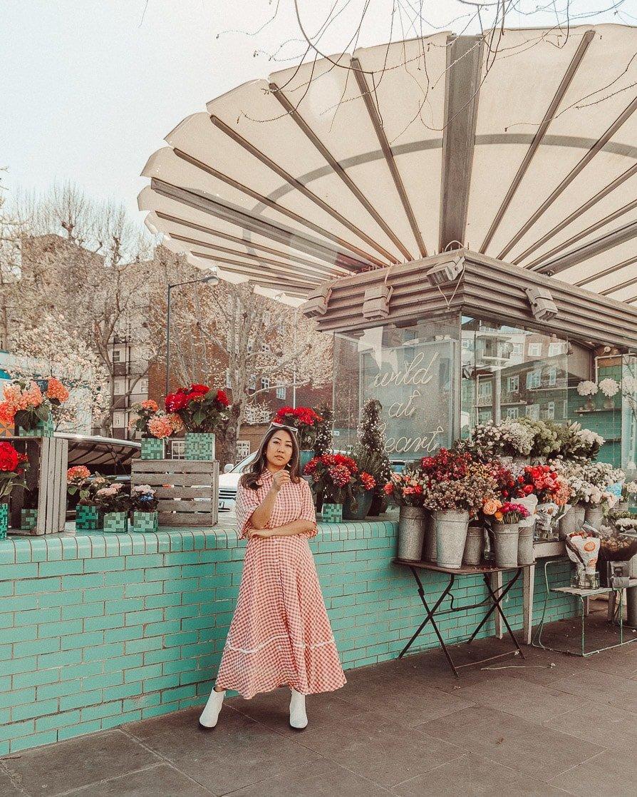 london instagram spot
