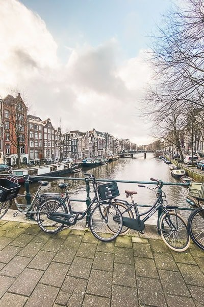 buying used bikes in amsterdam