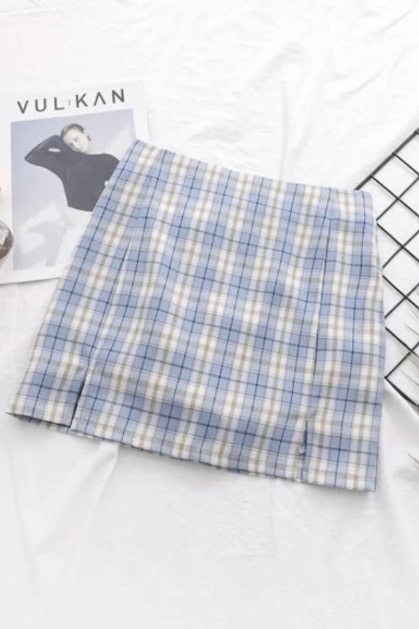 soft girl aesthetic: soft girl skirts